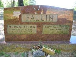 Daisy May <i>Taylor</i> Fallin