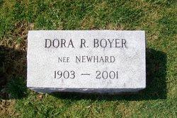 Dora R. <i>Newhard</i> Boyer