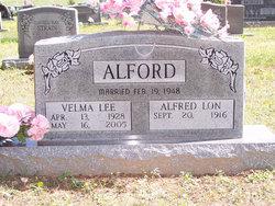 Velma Lee <i>Todd</i> Alford