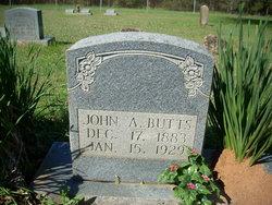 John Alexander Butts