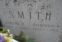 Halburton Willis Bertie Smith