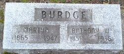 Anthony Wayne Burdge