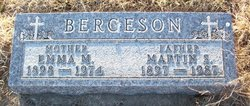 Emma Miranda <i>Foss</i> Bergeson