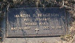 Martin Severin Bergeson