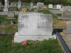 Matilda Elizabeth <i>Ledford</i> Allison