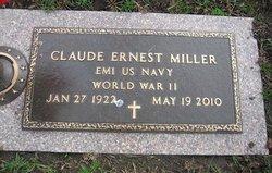 Corp Claude E. Miller