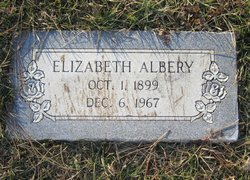 Elizabeth <i>Beattie</i> Albery