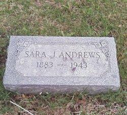 Sara Josephine <i>Mitchell</i> Andrews
