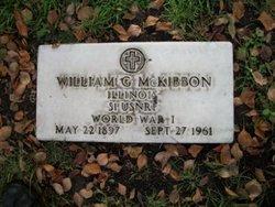 William George McKibbon