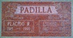 Ester Mary <i>Delgado</i> Padilla