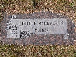 Edith E McCracken