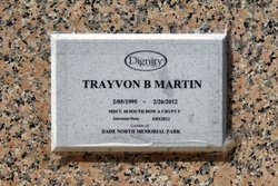 Trayvon Benjamin Martin