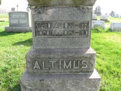 Nicholas Altimus
