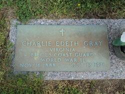 Charlie Edeth Gray, Sr