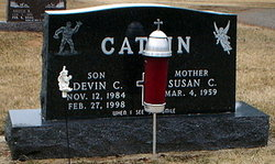 Devin C Catlin