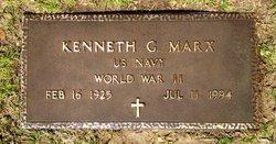 Kenneth Gerold Marx
