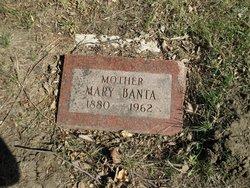 Inga Maja Mary <i>Strid</i> Banta