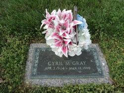 Cyril Midgett Gray, Sr