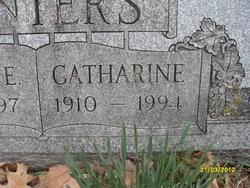 Catharine M <i>Kercher</i> Winters