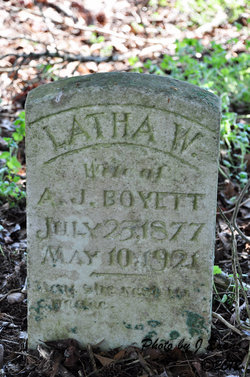 Latha Winifred <i>Heath</i> Boyette