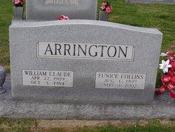 Eunice Ethel <i>Collins</i> Arrington