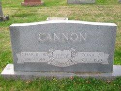 Arizona Mahaley Zona <i>Stills</i> Cannon