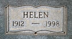 Helen <i>Denham</i> Allen