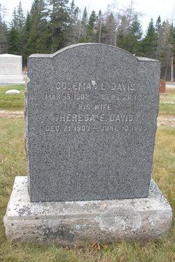 Coleman L Davis