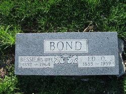 Bessie Alice <i>Scott</i> Bond