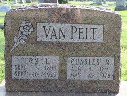 Charles Mervin Van Pelt