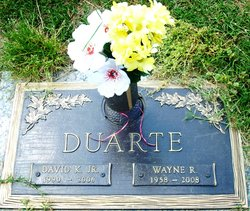 David Kenneth Duarte, Jr
