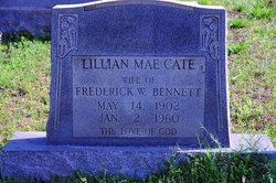 Lillian Mae <i>Cate</i> Bennett