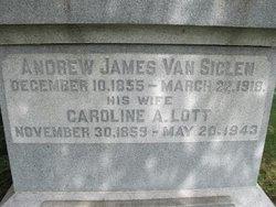 Andrew James Van Siclen