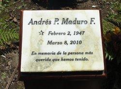 Andres P. Maduro F.
