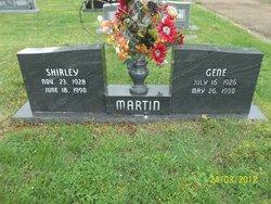 Shirley <i>Johnson</i> Martin