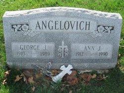 George J. Angelovich