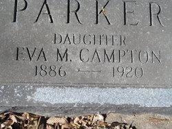 Eva M <i>Parker</i> Campton