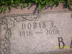 Doris E <i>Delano</i> Barker-McGlothlin