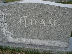 Aquilla E <i>Balthaser</i> Adam