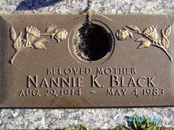 Nannie <i>Kilpatrick</i> Black