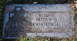 Arthur Daniel Kwiatkowski