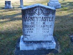 Giles March Barneycastle