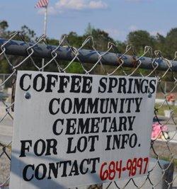 Coffee Springs Cemetery