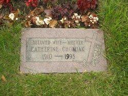 Catherine <i>Romanov</i> Chomiak