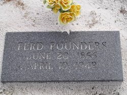 Marvin Ferdinand Pounders