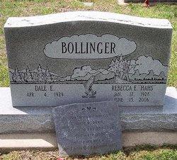 Rebecca Evelyn <i>Hahs</i> Bollinger