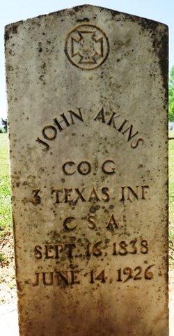 John David Akins