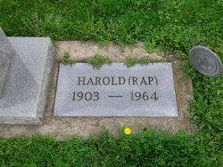 Harold Burton Warstler