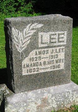 Amanda Ball <i>Miller</i> Lee