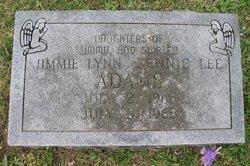 Jimmy Lynn Adams